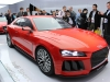 Autos at CES: Audi Sport Quattro Concept Car