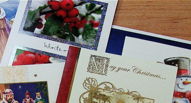 Holiday Letters = Progressive Trends + Gender Parity and Power?