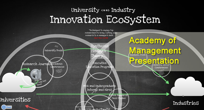 Academy of Management on Innovation